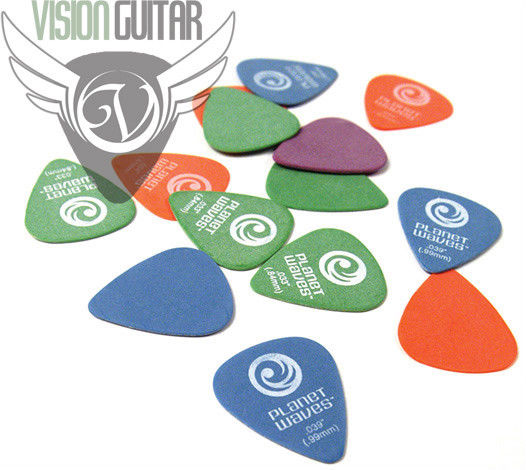 DURALIN GUITAR PICKS Medium Heavy 1.0 mm 10-Pack