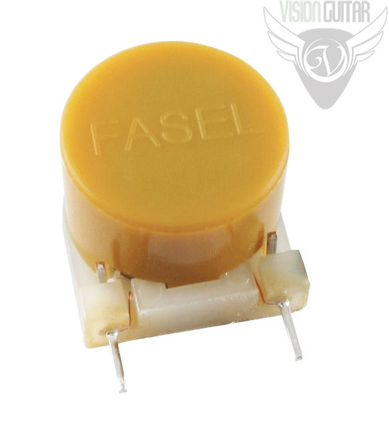Dunlop Yellow Fasel Cry Baby Inductor - FL01Y