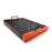 "Temple Audio Duo 17 (17"" x 12.5"") Pedalboard Temple Red DUO-17-TR"
