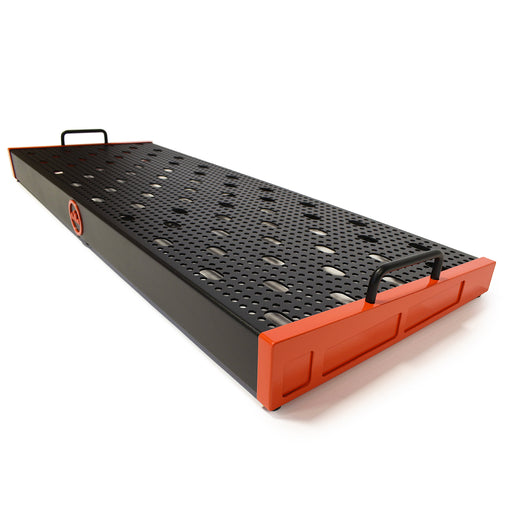 "Temple Audio Duo 34 (34"" x 12.5"") Pedalboard Temple Red DUO-34-TR"