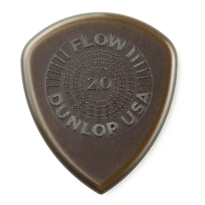 Dunlop 549R2.0 2.0mm Ultex Standard Grip Flow Pick 24-Pack