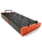 "Temple Audio Solo 18 (18"" x 8.5"") Pedalboard Temple Red SOLO-18-TR"