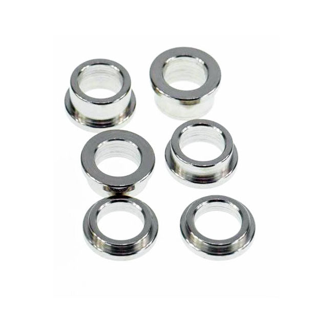 Faber 3041 Tone-Lock Spacers For Locking Tailpieces Nickel