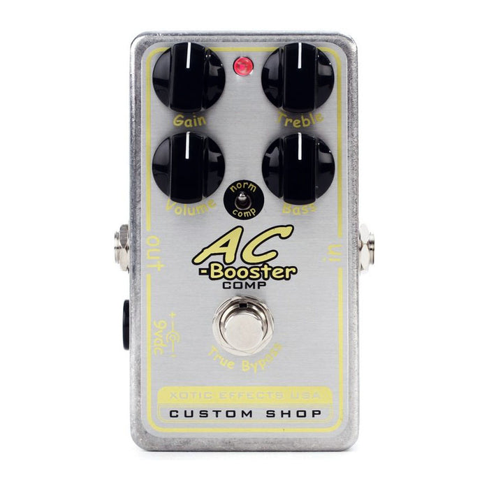 Xotic Effects AC Booster Comp AC Booster With Compression Modes Switch