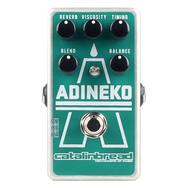 Catalinbread Adineko Oil Can Delay Pedal