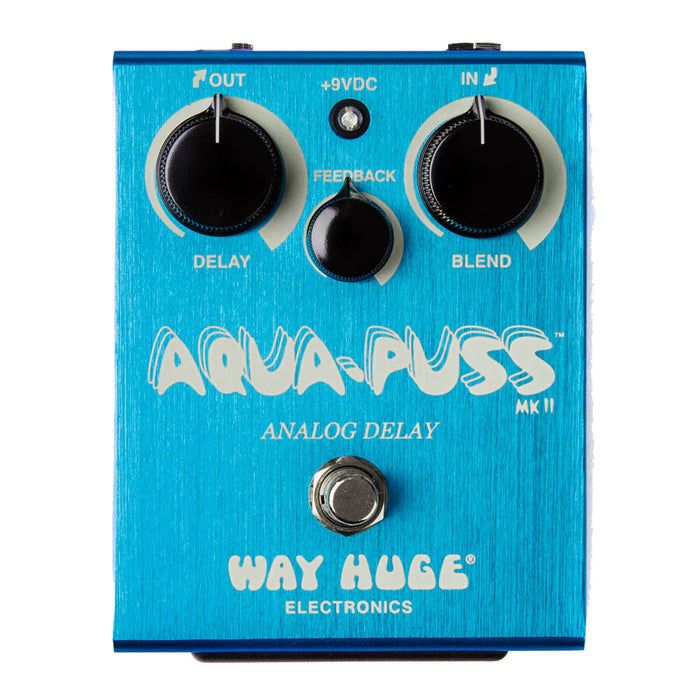 Way Huge WHE701S Aqua-Puss Vintage-Style Analog Delay