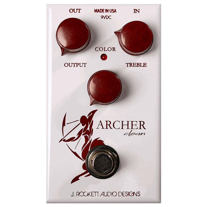 J. Rockett Pedals Archer Clean