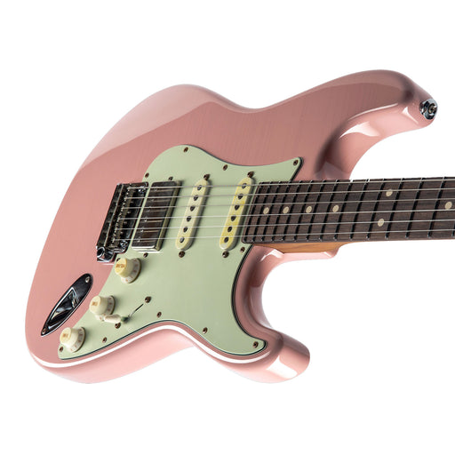 Suhr Mateus Asato Signature Classic Antique Series HSS Electric Guitar Shell Pink