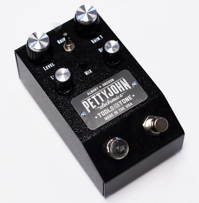 PettyJohn Electronics Foundry Series Fuze Fuzz Distortion Pedal