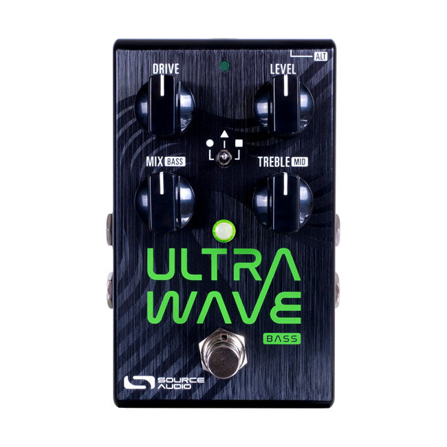 Source Audio Ultrawave Multiband Bass Processor