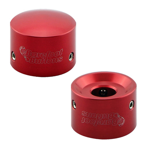 Barefoot Buttons - Version 1 Tallboy Red (Set of 2)