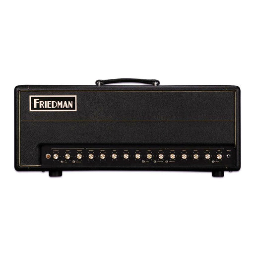 Friedman BE-100 Deluxe 3 Channel 100 Watt Hand-Wired Head