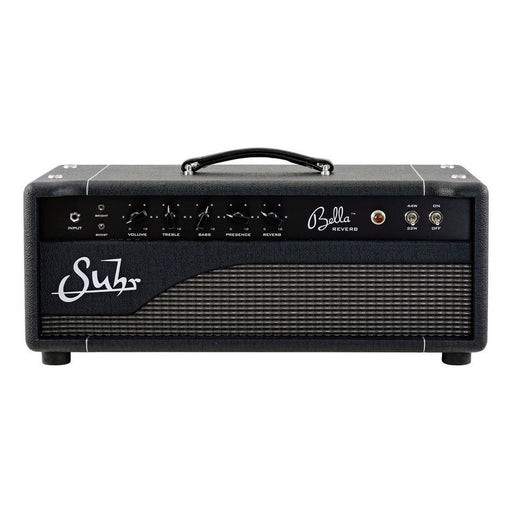 Suhr Bella Reverb Head American Voiced Hand-Wired All-Tube Guitar Amplifier