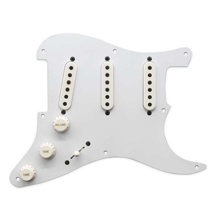 Seymour Duncan Limited Joe Bonamassa Bonnie Strat Loaded Pickguard