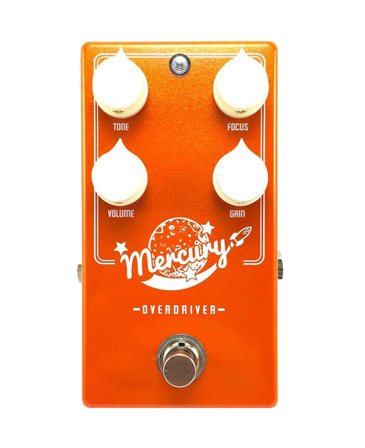 Mad Mojo Electronics Mercury Overdriver - Overdrive Pedal
