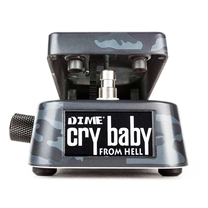 Dunlop DB01B Dimebag Cry Baby From Hell Wah Pedal