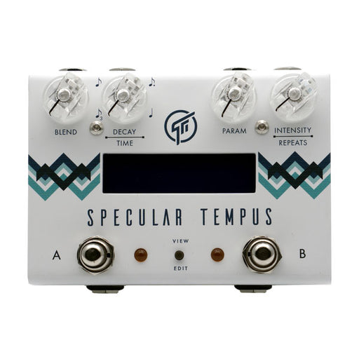 GFI Systems Specular Tempus Reverb & Delay Pedal