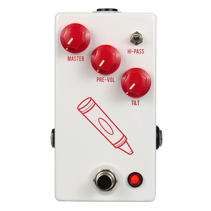 JHS Pedals The Crayon Direct-In Distortion Pedal
