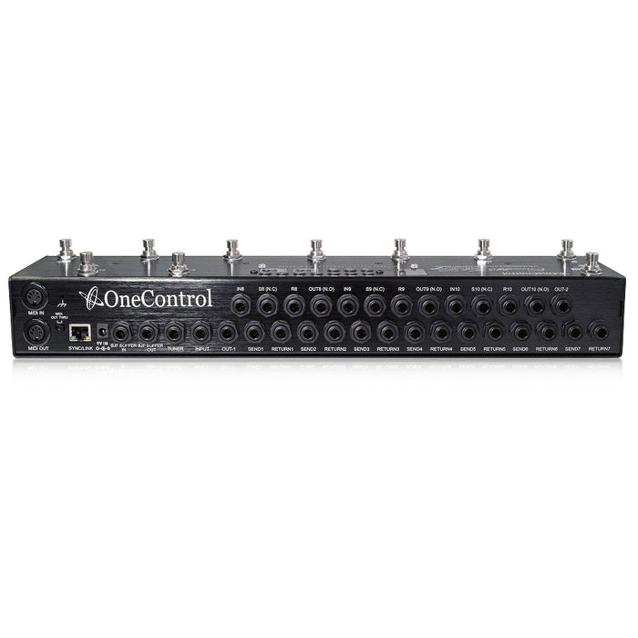 One Control OC10 Crocodile Tail Loop Programable Switcher 70 Presets
