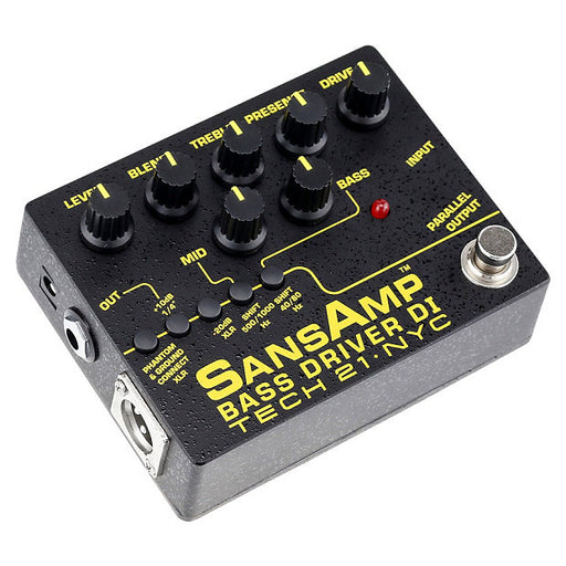 Tech 21 Sansamp Bass Driver DI Version 2 (BSDR-V2)
