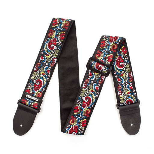 Dunlop Hendrix Love Drop Guitar Strap JH-03 Authentic Hendrix LLC Approved