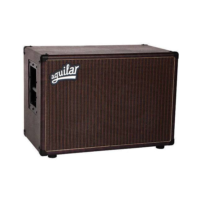 Aguilar DB 210 Bass Speaker Cabinet Chocolate Thunder