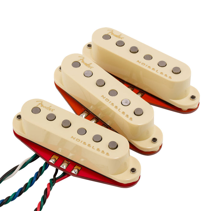 Fender Ultra Noiseless Hot Stratocaster Pickup Set 0992291000