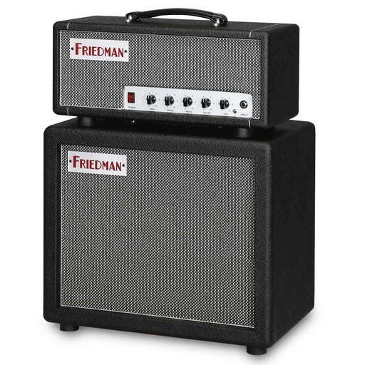Friedman Amps Hand-Wired Mini Dirty Shirley Amplifier Head & 1x12 Cabinet