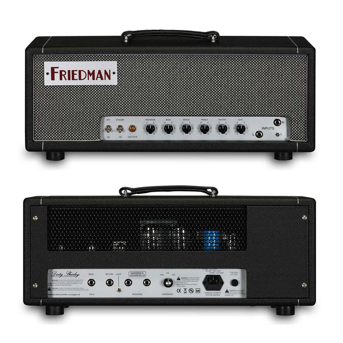 Friedman Amps Dirty Shirley Hand-Wired 40 Watt Head