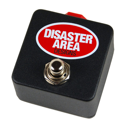 Disaster Area Designs DMT-1 Micro Tap Tempo Footswitch - Universal Version