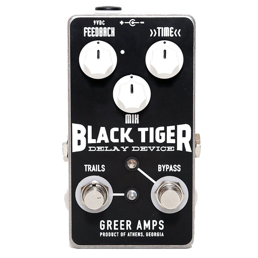 Greer Amps Black Tiger Delay Device