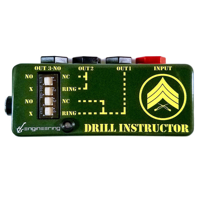 DS Engineering Drill Instructor - Tap Tempo Distributor