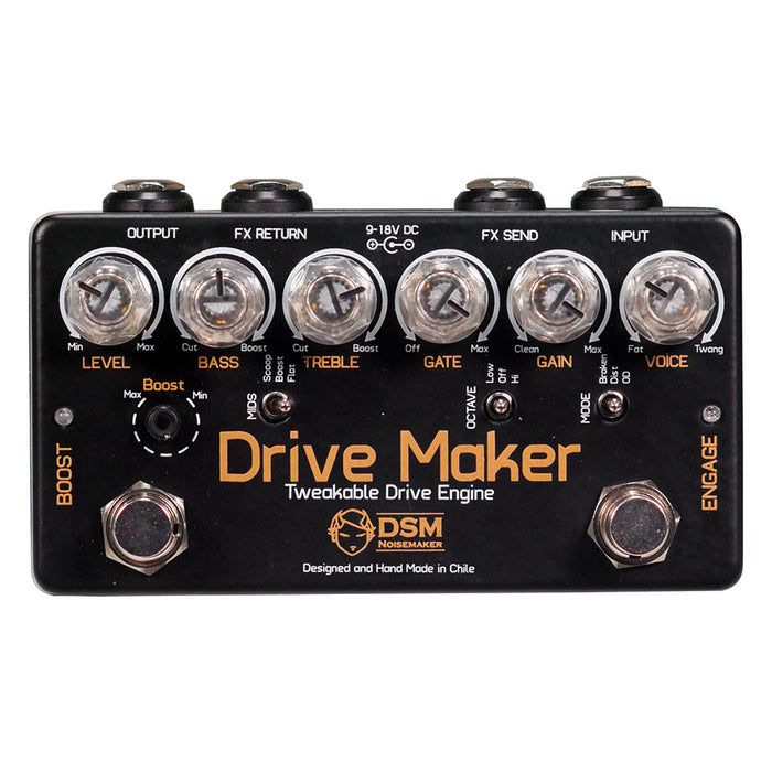 DSM Noisemaker Drive Maker Tweakable Drive Engine
