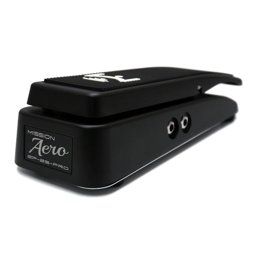Mission Engineering EP-25-PRO Aero Expression Controller Pedal - Black
