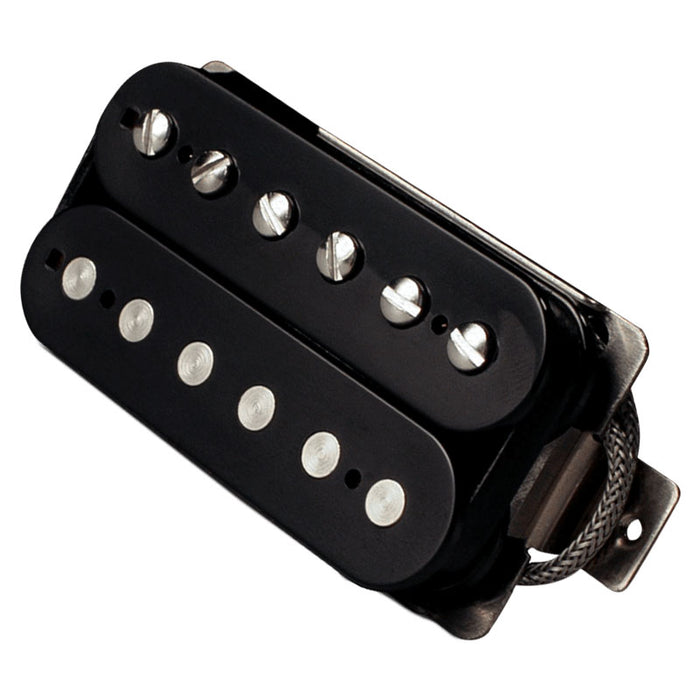Raw Vintage RV-PAF Classic Humbucker Pickup F-Spaced Black Bobbins