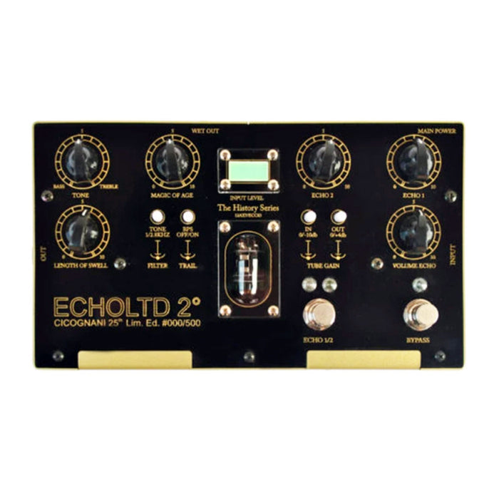 Cicognani Engineering EchoLTD 2 Dual-Channel Tube Echo