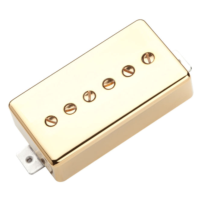 Lindy Fralin P-90 In Humbucker Gold Cover - Neck