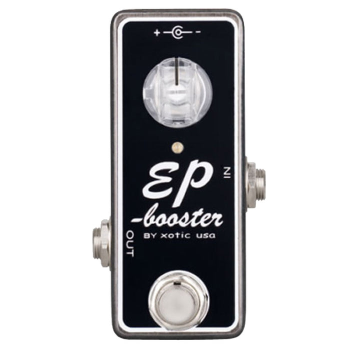 Xotic Effects EP Booster Echoplex EP3 Preamp Circuit