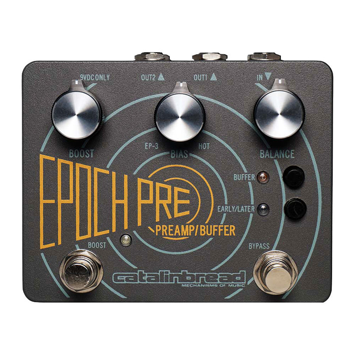 Catalinbread Epoch Pre Pre-Amp/Buffer - Exact EP-3 Preamp Replica
