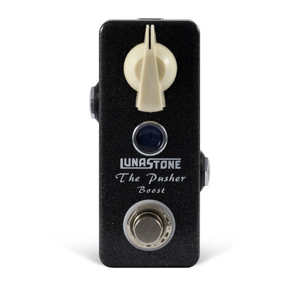Lunastone The Pusher Clean Boost Pedal