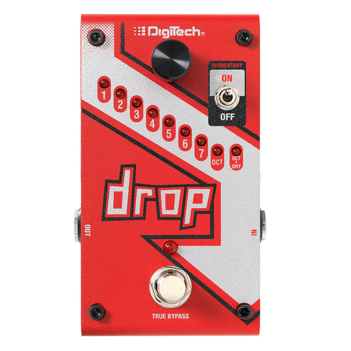 DigiTech The Drop Polyphonic Drop Tune Pedal