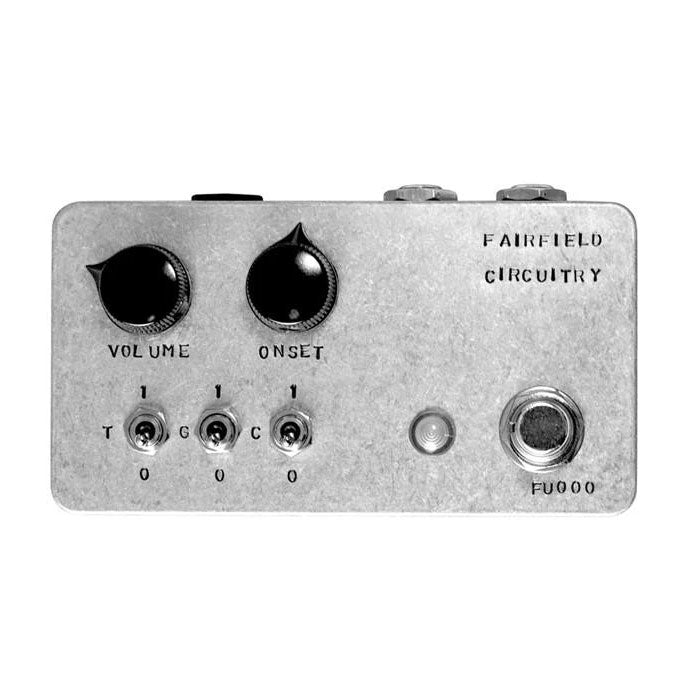 Fairfield Circuitry The Unpleasant Surprise Experimental Fuzz Gate