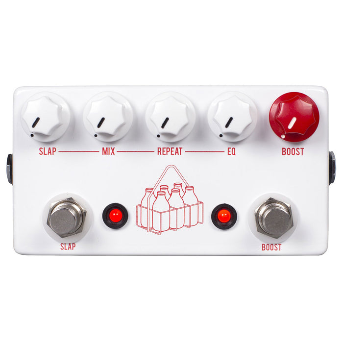 JHS Pedals The Milkman Echo/Slap Delay Pedal