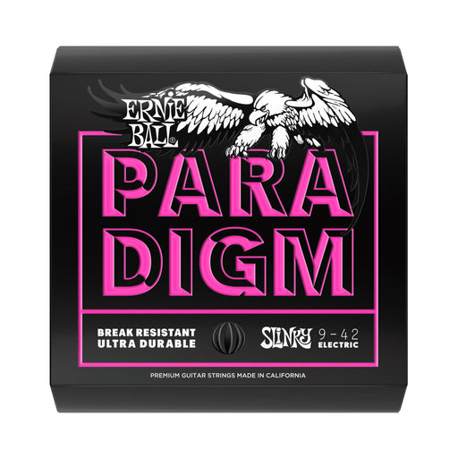 Ernie Ball 2023 Paradigm Super Slinky Electric Guitar Strings (9-42)