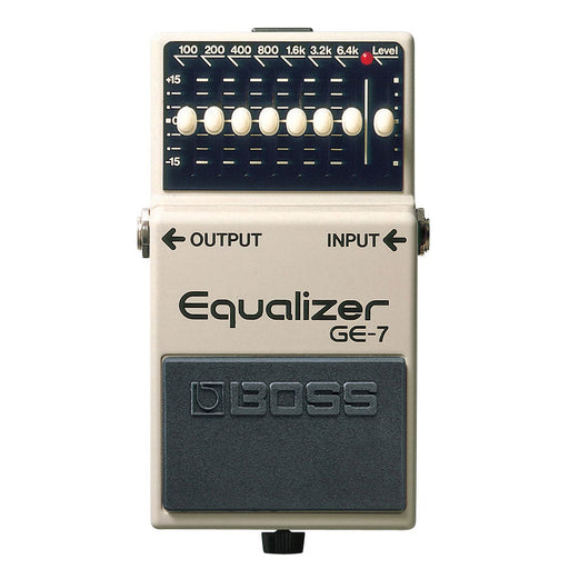 Boss GE-7 Graphic Equalizer 7-Band