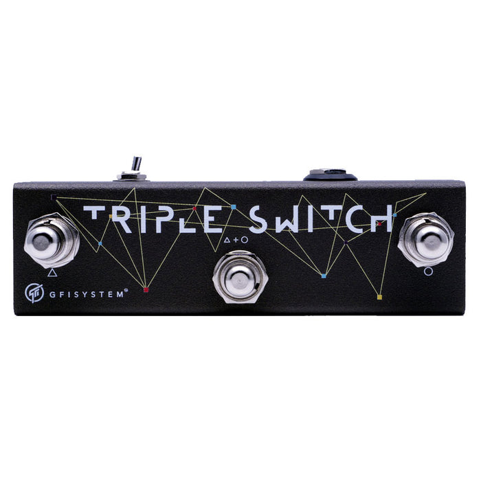 GFI Systems Triple Switch - Universal Auxiliary Switches