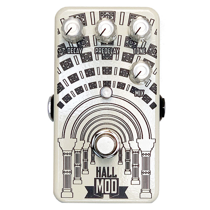 Lovepedal Hall Mod Chrome V3 Lush Reverb Pedal