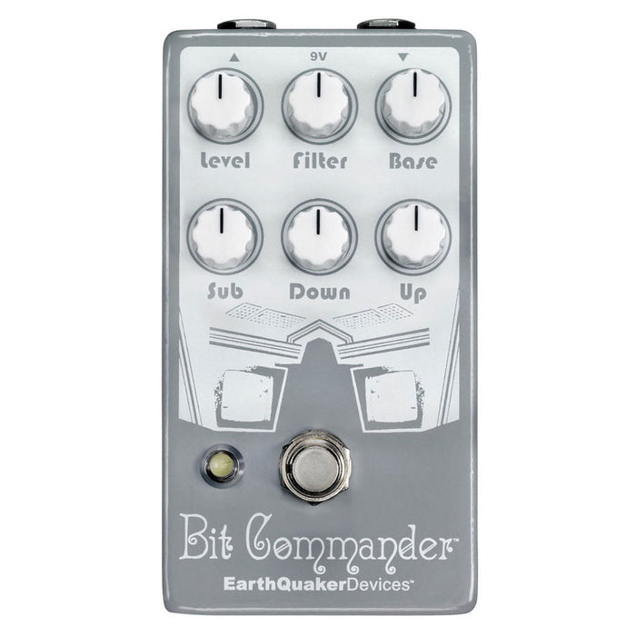 Earthquaker Devices Bit Commander V2 Analog Guitar Synthesizer