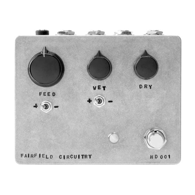 Fairfield Circuitry Hors d'Oeuvre? Active Feedback Loop