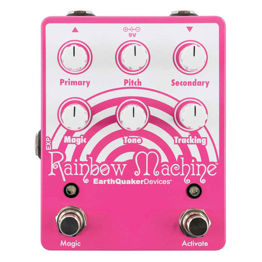 Earthquaker Devices Rainbow Machine™ Version 2 Polyphonic Pitch Mesmerizer